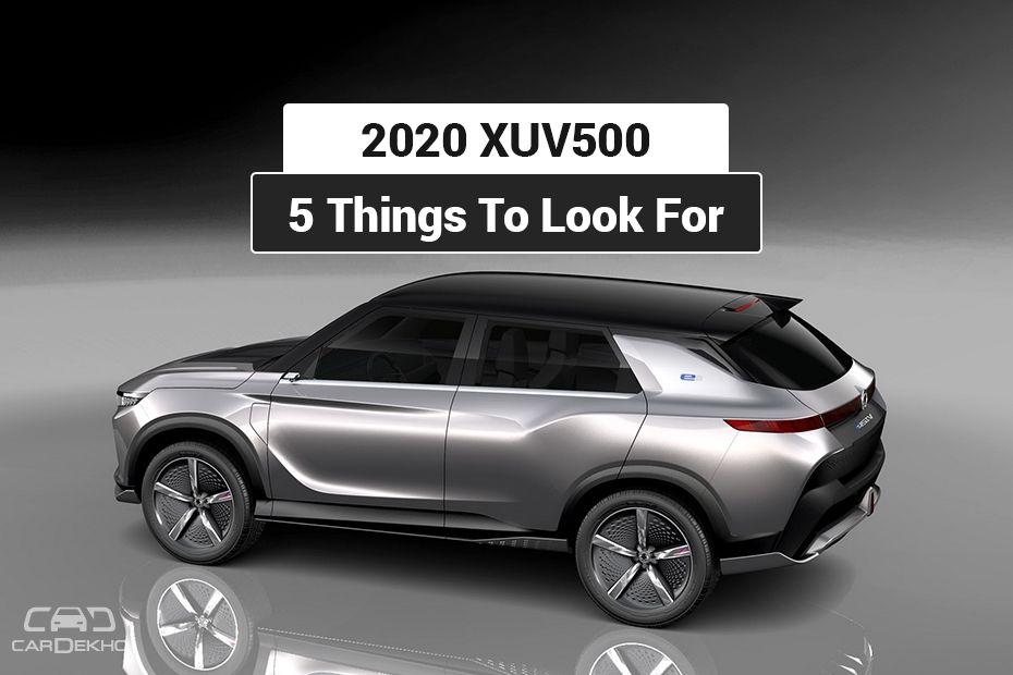 2020 SsangYong Korando/ XUV500