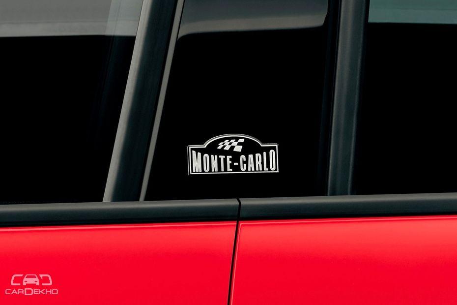 Skoda Rapid Monte Carlo Edition