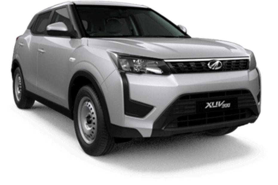 Mahindra XUV300 W4