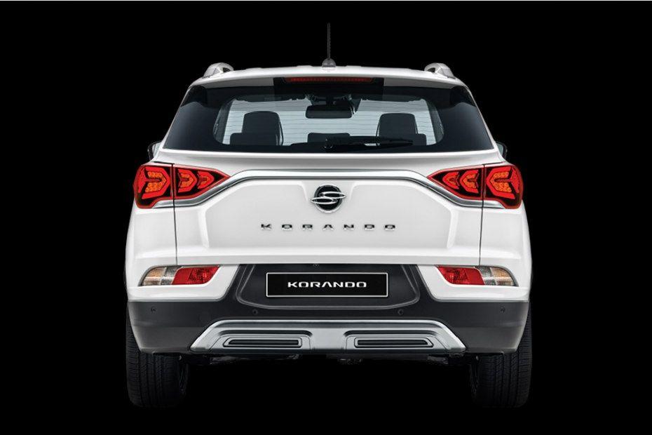 2020 SsangYong Korando/Mahindra XUV500