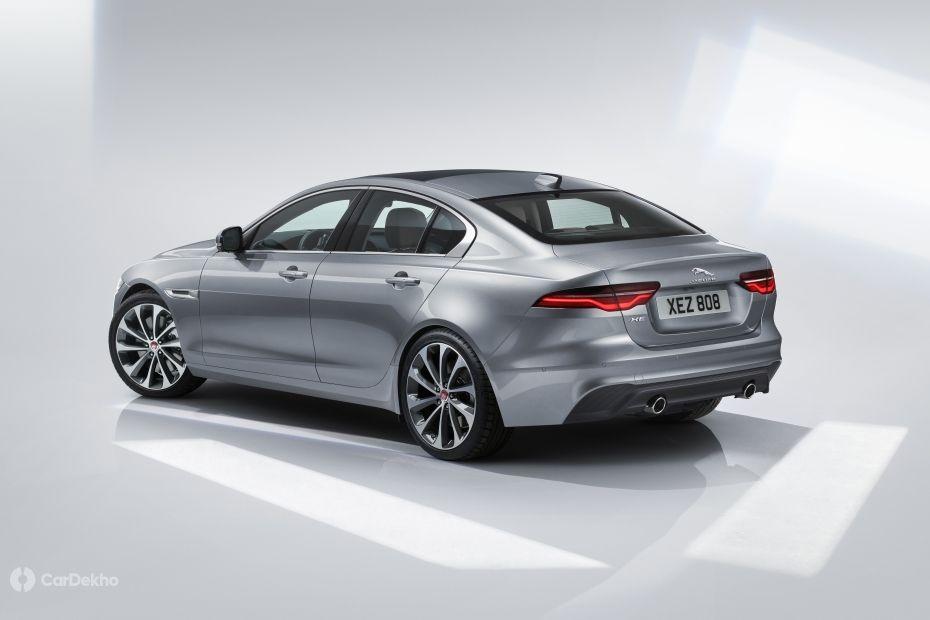 2019 Jaguar XE Facelift