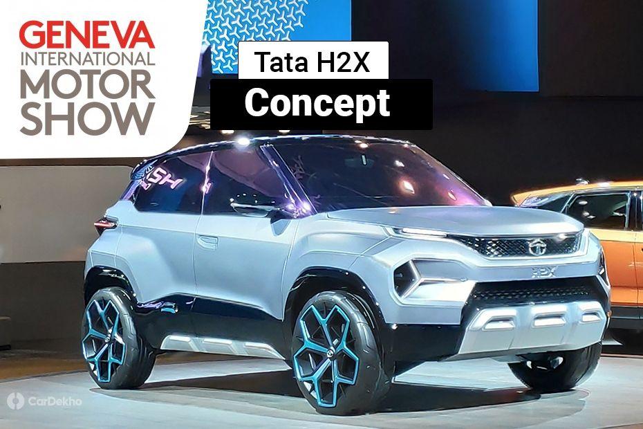 Tata H2X