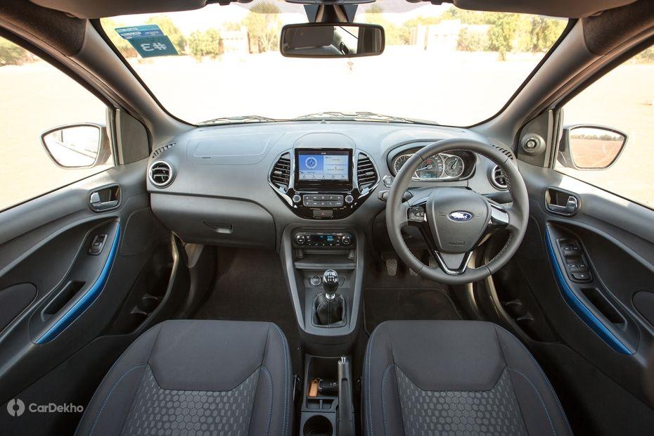 2019 Ford Figo
