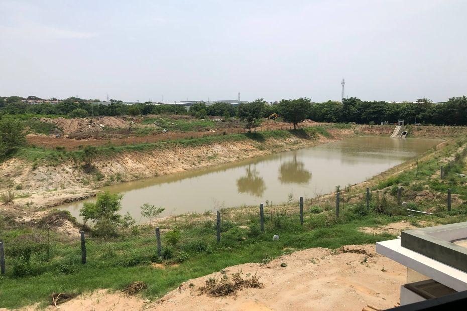 Rain Water Harvesting Setup