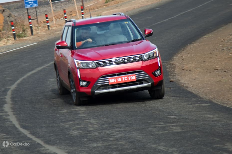 Mahindra XUV300 Road Test Images