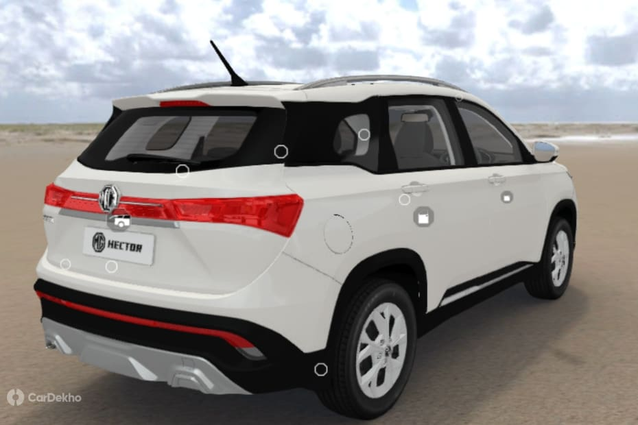 MG Hector Style