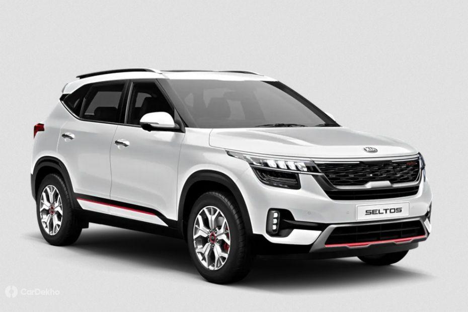 Kia Seltos Car Price In Jaipur