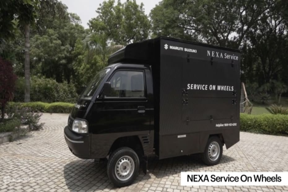 Nexa 'Service on Wheels'