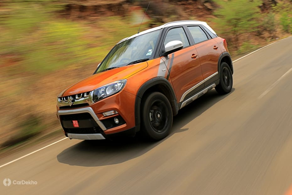 Maruti Vitara Brezza To Get Petrol & CNG Variants In 2019