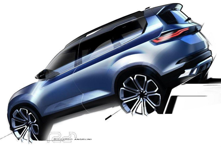 Tata Buzzard concept/ Gravitas