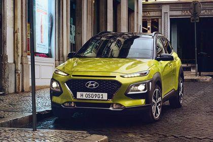 Hyundai Kona Electric Coming To India In 2019 Cardekho Com