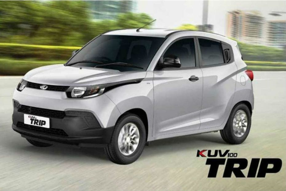 Mahindra KUV100 Trip Launched With CNG & Diesel Options | CarDekho com