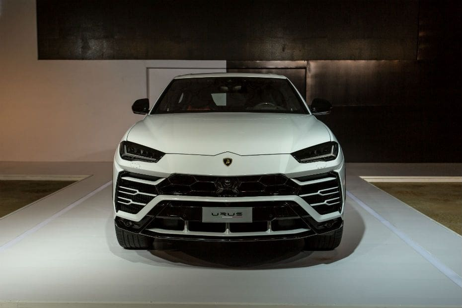 Lamborghini Receives Strong Response For Urus Suv From India
