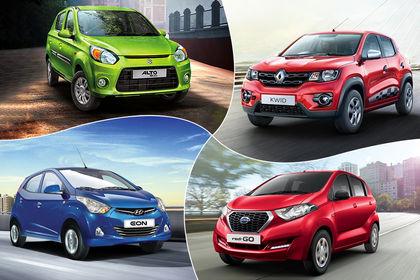 Maruti Alto Hyundai Eon Renault Kwid Sales Drop In June 2018