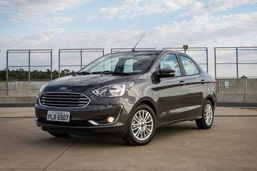 Ford Ka Sedan Ford Aspire