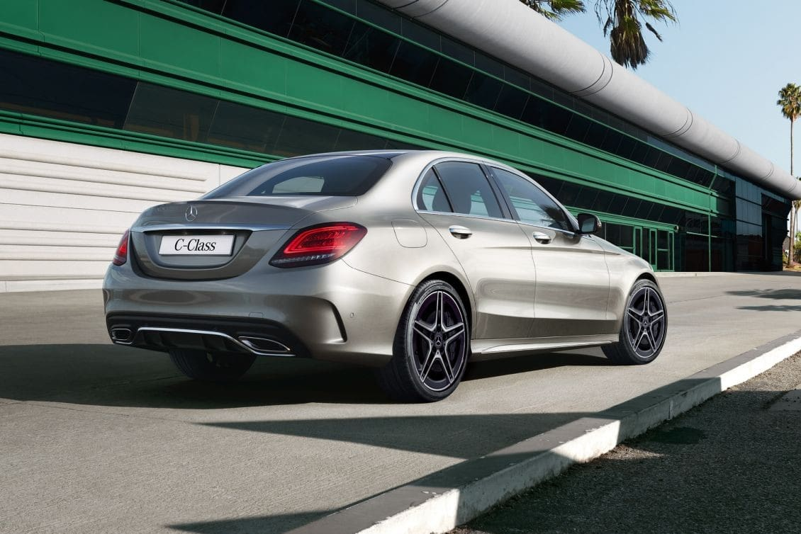 Mercedes Benz C Class Facelift Petrol To Launch In 2019