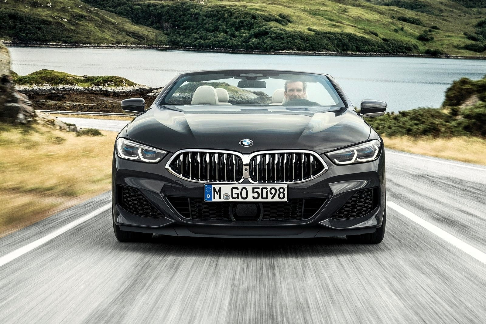 afc603262099 BMW 8 Series Convertible Unveiled  Will Rival S-Class Cabriolet ...