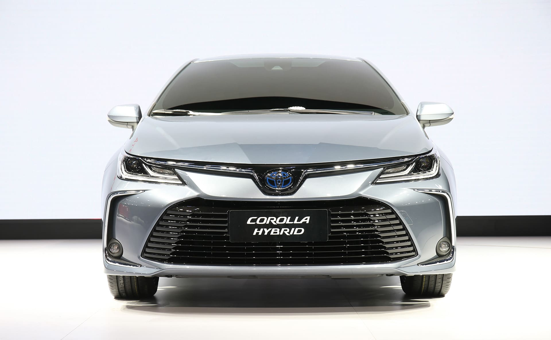 2019 Toyota Corolla Showcased India Launch Expected Next Year