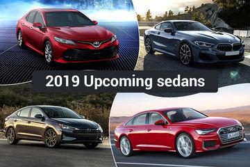 Upcoming Sedans In 2019 Honda Civic Toyota Camry Bmw 3 Series