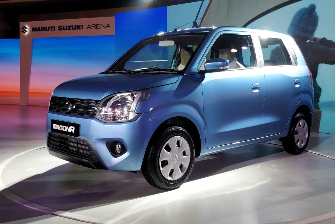 New Maruti Wagon R 2019 Launched Price Starts At Rs 4 19 Lakh