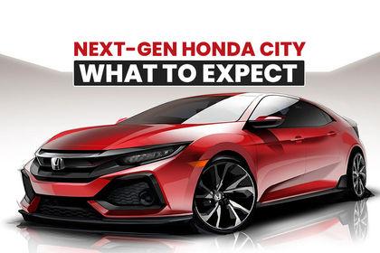 Next Gen Honda City 2020 What To Expect Cardekho Com