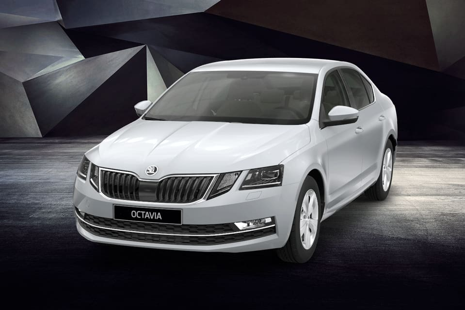 Skoda Octavia Corporate Edition Launched