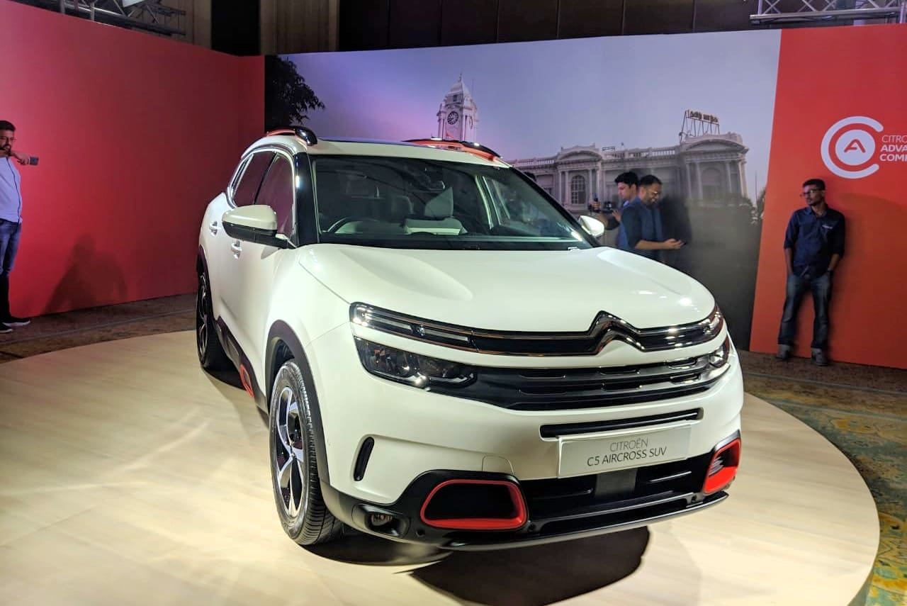 Confirmed Jeep Compass Rival C5 Suv Will Be Citroen S First