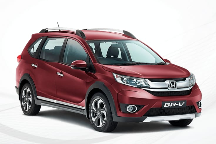 Honda Br V To Be Replaced By Hr V In India In 2019 Cardekho Com