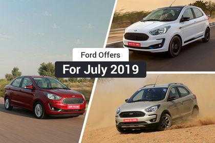 Ford July 2019 Offers On Figo Freestyle And Aspire Cardekho Com