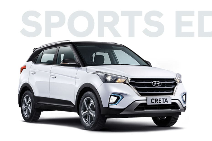 Hyundai Creta Sports Edition Launched At Rs 12 78 Lakh