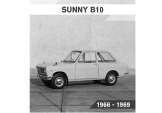 Advertorial: Nissan Sunny: Walking Down The History Lane 1966-2014