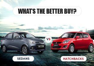 Sedans Vs Hatchbacks - What's The Better Buy?