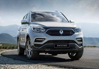 SsangYong Confirms Second-Gen Rexton; Its New Flagship SUV