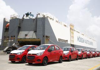 General Motors India Starts Exporting Chevrolet Beat-Based Compact Sedan To Latin America