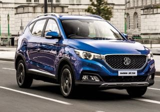 MG ZS Compact SUV Launched In The UK; Might Come To India
