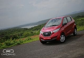 Datsun redi-GO's Bold Design Appeals To The Young At Heart