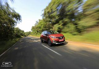 Renault Captur – Exciting EMI Offers