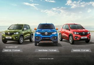 Why Renault Kwid Is Your Best Bet In The Small Car Segment