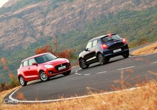 Maruti Swift Specifications & Features, Configurations