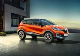 Here's Why The Renault Captur Is The Most Capable SUV