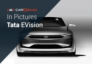 Tata EVision Electric Car Concept: In Pictures
