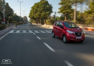 Datsun redi-GO AMT: 3 Myths About Automatic Cars Busted