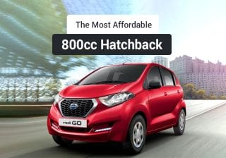 Datsun redi-GO: The feature-packed hatchback that offers the best value for buyers