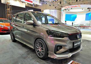 Suzuki Ertiga Sport Concept Revealed: Will It Launch In India?