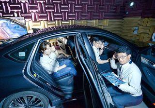 Hyundai Reveals New Multi-Zone Audio System Technology