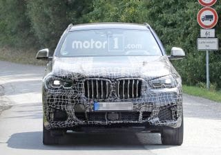 2020 BMW X6 Spotted Testing