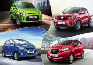 Cars In Demand: Maruti Alto, Renault Kwid Top Segment Sales In August 2018