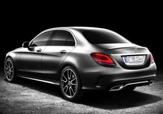2018 Mercedes-Benz C-Class Facelift Launched At Rs 40 Lakh
