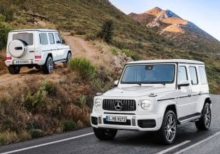 New-Gen Mercedes-Benz G 63 AMG To Launch On October 5