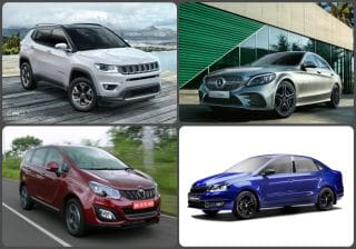 Weekly Wrap-up: Marazzo & Hexa Compared, New Santro Launch Date Revealed, Compass With Sunroof Launched & More